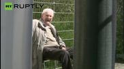 Former Auschwitz Guard Groning Awaiting Last Ever Nazi War Crimes Trial