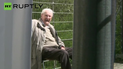 Former Auschwitz Guard Groning Awaiting Last Ever Nazi War Crimes Trial
