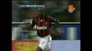 10.05 Милан - Ювентус 1:1 Кларънс Зеедорф гол
