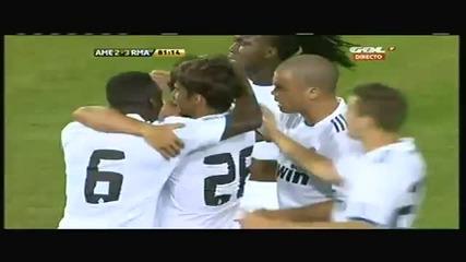 Фантастичен гол на Кристиано Роналдо