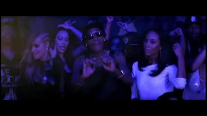 Mally Mall ft Wiz Khalifa, Tyga & Fresh -- Drop Bands On It