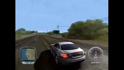 Test Drive Unlimited - Mercedes SLR