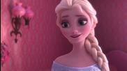 Бг Аудио - Треска по Замръзналото кралство - целият филм анимация # Frozen Fever full short movie hd