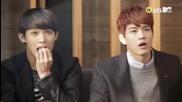 Teaser for Btob's new variety show - Handsome Men