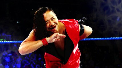 Dolph Ziggler will attempt to ruin Shinsuke Nakamura's SmackDown LIVE in-ring debut tonight at WWE Backlash