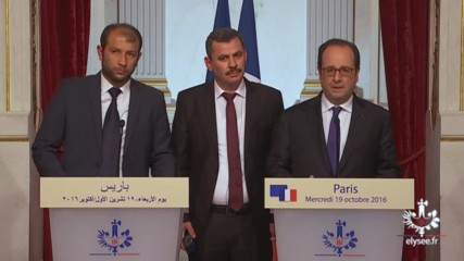 France: Paris will pressure Moscow to extend Syrian ceasefire - Hollande