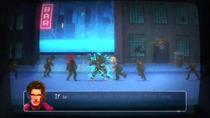 David Hasselhoff - True Survivor Game Version (lyric Video)