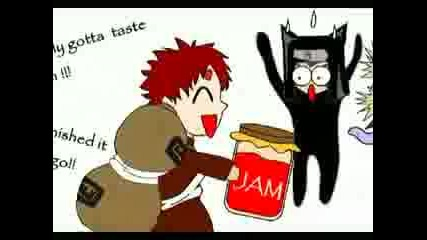 Ninja School Musical (gaara)
