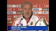 Испанците не се плашат от Роналдо