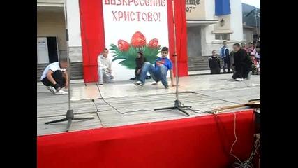 Break Dance Якоруда 24.04.2011