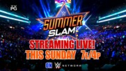 WWE SummerSlam - Live This Sunday on WWE Network