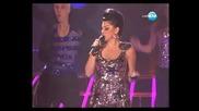 Блестящото изпълнение в X-factor на Сани Алекса