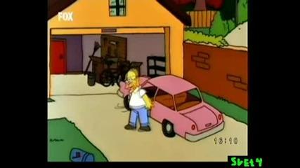 Семейство Симпсън 18.11.2012 Бг Аудио Цял Епизод Хоумър Отново Избухна