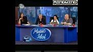 Зоран Изпълнява Перфектно Песен - Music Idol 3