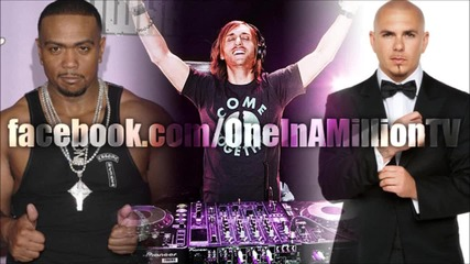 Timbaland ft. David Guetta & Pitbull - Pass At Me [new Hot Song 2011]