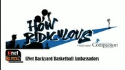 Guinness World Record for Highest Basketball Shot - How Ridi