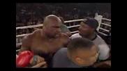 Mike Tyson Излиза На Ринга В K1