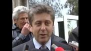 Първанов доволен от кампанията