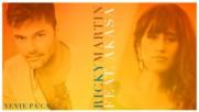 Ricky Martin - Vente Pa Ca Audio ft. Akasa