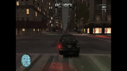 Gta Iv Most Wanted Shooting The Police In The other Town