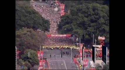 Сидни се проведе ежегодния градски маратон