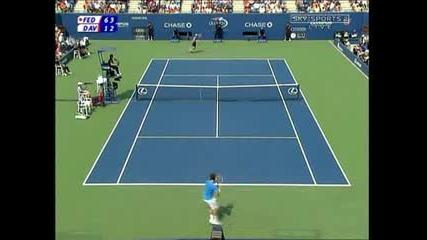 Тенис Класика : Федерер - Давиденко