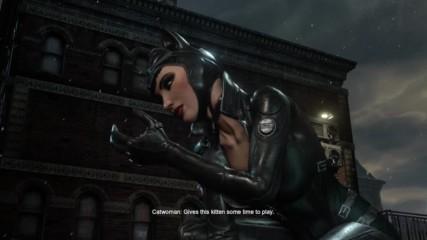 Batman Return to Arkham City Епизод 02
