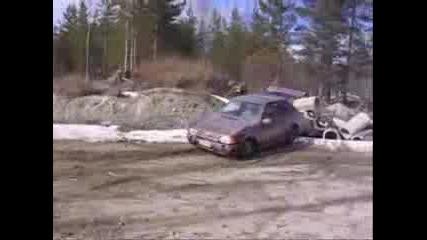 Ford Destruction