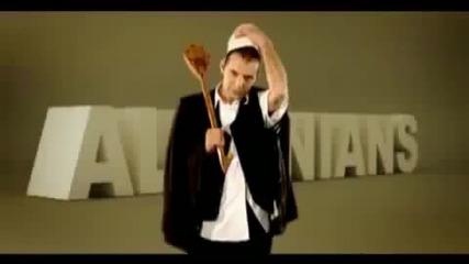 Etno Engjujt - Shqiptart e bojn mas miri (official Video) 2009