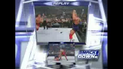 2002 John Cena Vs. Kurt Angle