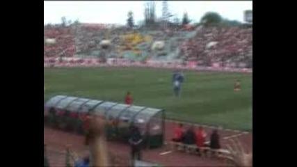Цска - Левски 0 - 1 , Гола На Георги Христов
