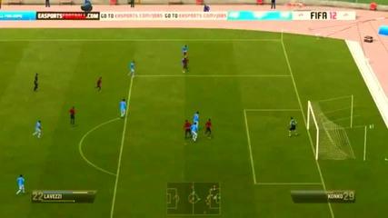 Fifa 12 skills