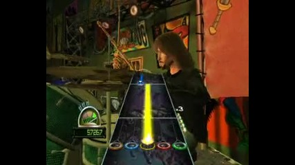 Guitar Hero 4: Bullet For My Valentine - Scream, Aim, Fire 95% Expert Bass