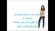 Selena Gomez - Everything Is Not What It Seems - Sing Along