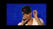 Enrique Iglesias Ft. Wayne - Push Live