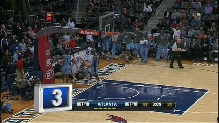 Top 10 Plays of the Night February 2-nd