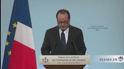 """France: Hollande declares economic """"state of emergency"""" to tackle unemployment"""