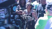 USA: St Paul protesters demand justice for Philando Castile