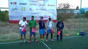Трето място за отборът на Lidl Bulgaria на Благотворителния турнир по футбол на Holiday Heroes