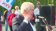 Germany: Victory Day marked at Berlin's Soviet War Memorial