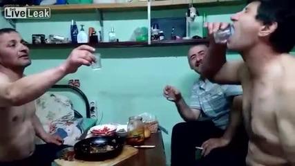 Горещата водка не е за всеки!