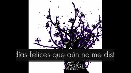 Anahi - Quiero lyrics