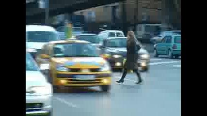 Шофьор Уби Пешеходец