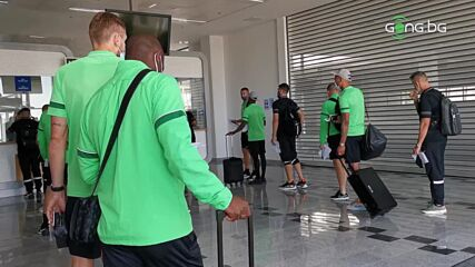 Лудогорец пристигна в Марибор