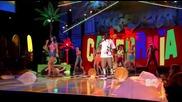 Katy Perry Ft. Snoop Dogg - California Girls [ Live Video ] ( Високо Качество )