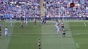 Манчестър Сити - Арсенал 1:1 /първо полувреме/