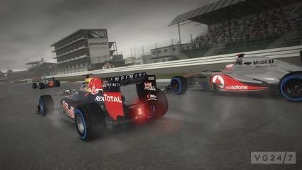 F1 2012: Demo Incoming and Pc Screenshots
