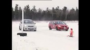 Защо е важно през зимата да използваме зимни гуми, а не всесезонни