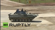 Russia: ARMY-2015 drills push Russia's military hardware to its limits