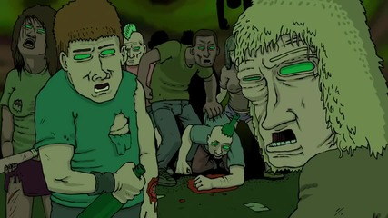 Municipal Waste - You're Cut Off (official Video) New 2012 !